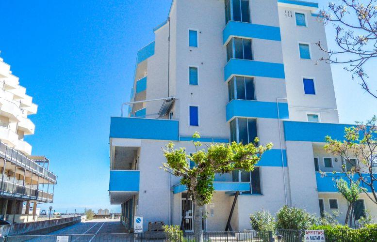 Affitto Valverde 088 Condominio Adria