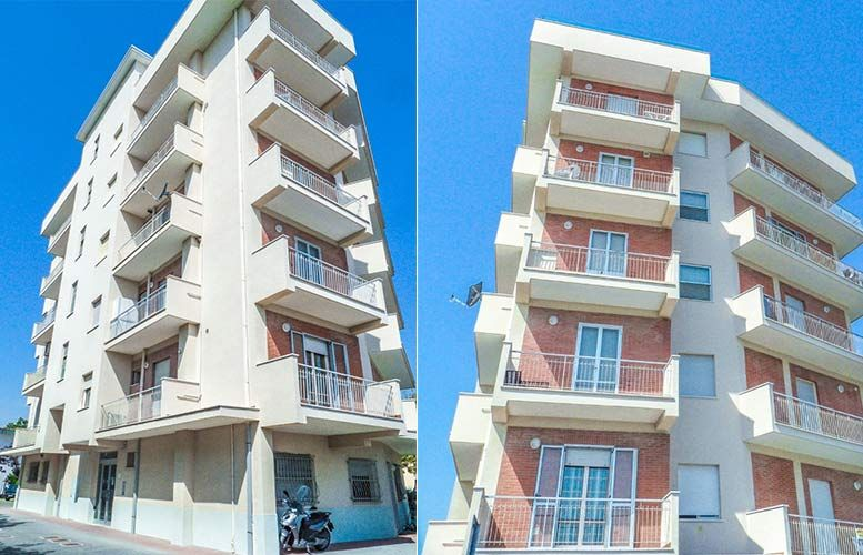 Affitto Valverde 066 Condominio Rubicone